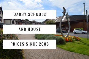 Oadby - How does a 'Excellent' Rated School Affect Property Prices Locally
