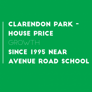 Clarendon Park - House Prices Near Avenue Road Primary School
