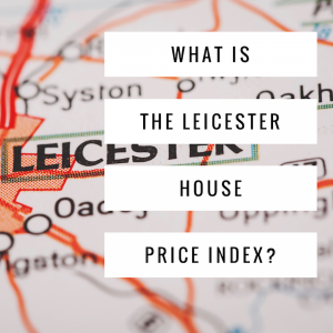 What is the Leicester House Price Index?