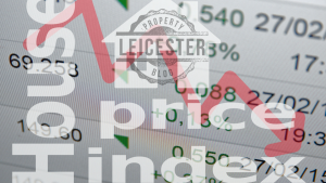 Leicester House Price Index