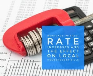 Increase in Interest Rates to cost Leicester Home Owners £213.87 a year