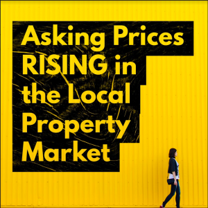 Leicester Property Market – Asking Prices Up 2.5% in the Last 12 Months