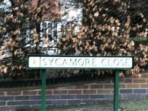 No 13. - Sycamore Close