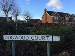 No. 13 - Top 20 Streets in Oadby - Dogwood Court