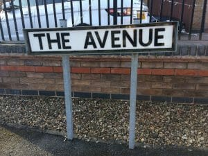 No. 11 - Top 20 Streets in Oadby - The Avenue