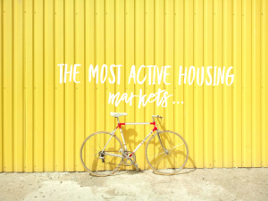 The Most Active Housing Market...