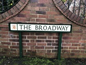 No. 15 - Top 20 Streets in Oadby - The Broadway