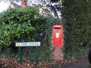 No. 20 - Top 20 Streets of Oadby - The Oval