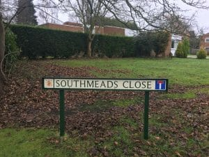 No. 16 - Top 20 Streets in Oadby - Southmeads Close