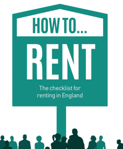 How to Rent Guide - Changed Again!