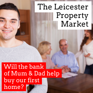 The Leicester Bank of Mum and Dad Lent £20.38m Last Year