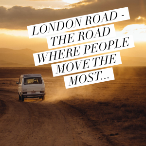 Part 1 - London Road, Leicester …the road where people move the most