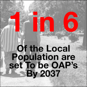 As OAP's set to rise to 1 in 6 of Leicester's population by 2037 – Where are they all going to live?