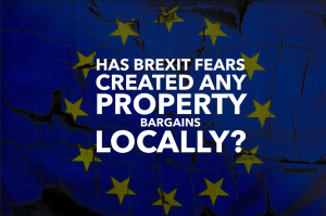 As 41.8% of Leicester Property  on the Market is Sold  Are there any bargains because of Brexit?