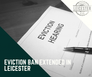 Eviction ban extended in Leicester